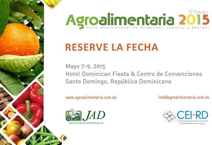 Agroalimentaria 2015 - 5ª Edición - Mayo 7-9 2015