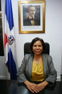Consul Maria Brazoban