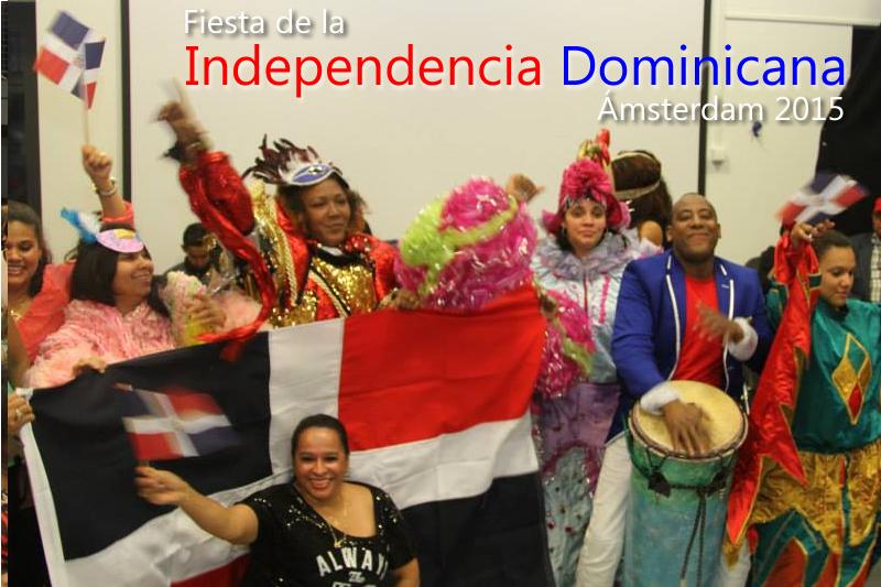 Fiesta de la Independencia Dominicana, en Ámsterdam 2015