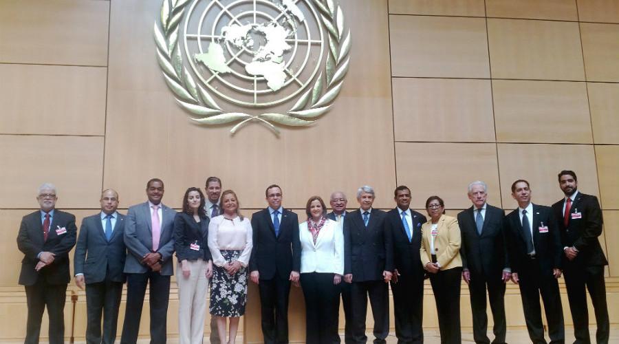 Canciller Navarro reúne 24 embajadores dominicanos acreditados en Europa, Medio Oriente y África para que continúen exponiendo a la comunidad internacional la política migratoria de República  Dominicana