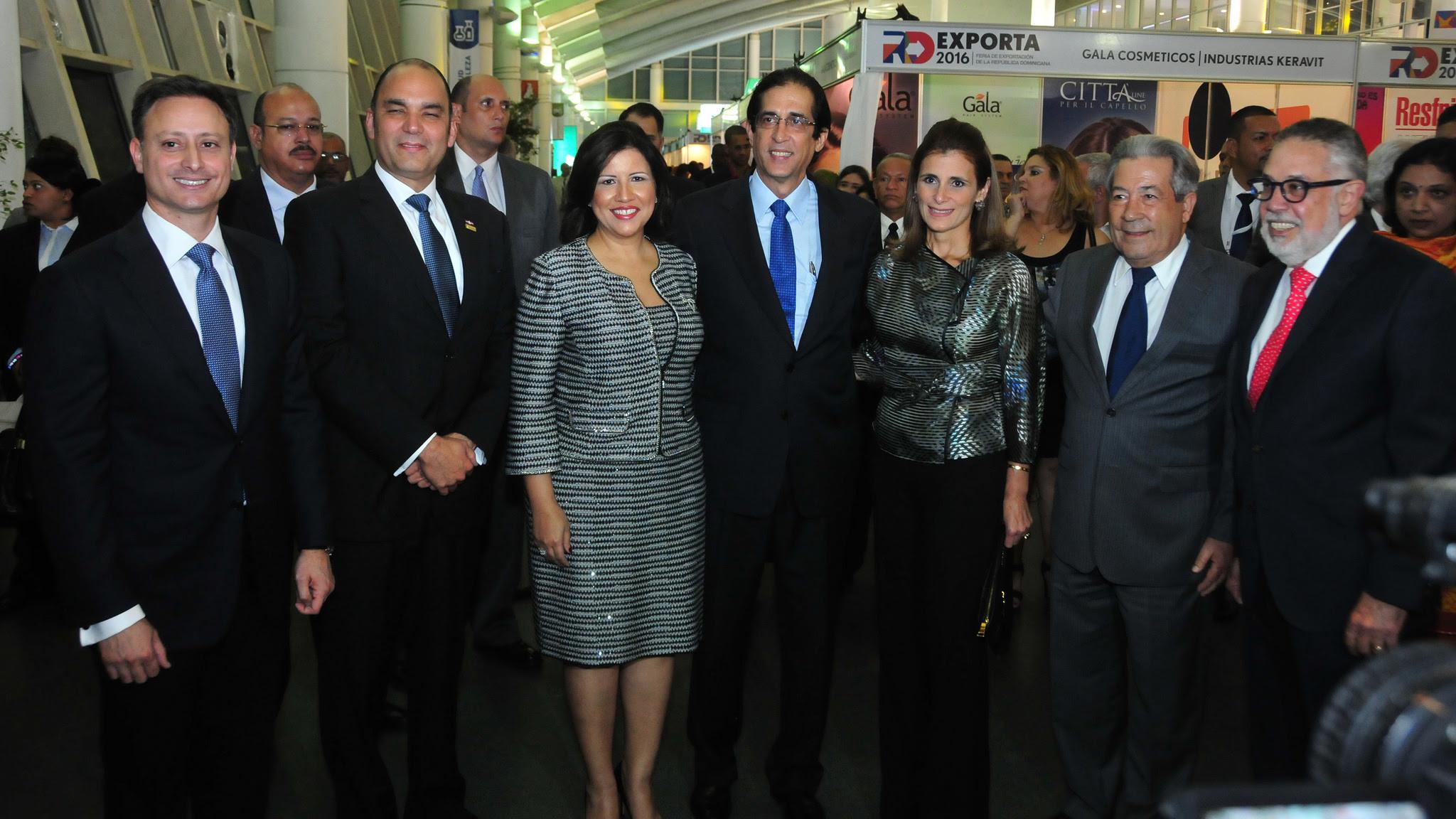 inauguracion rd exporta 2016