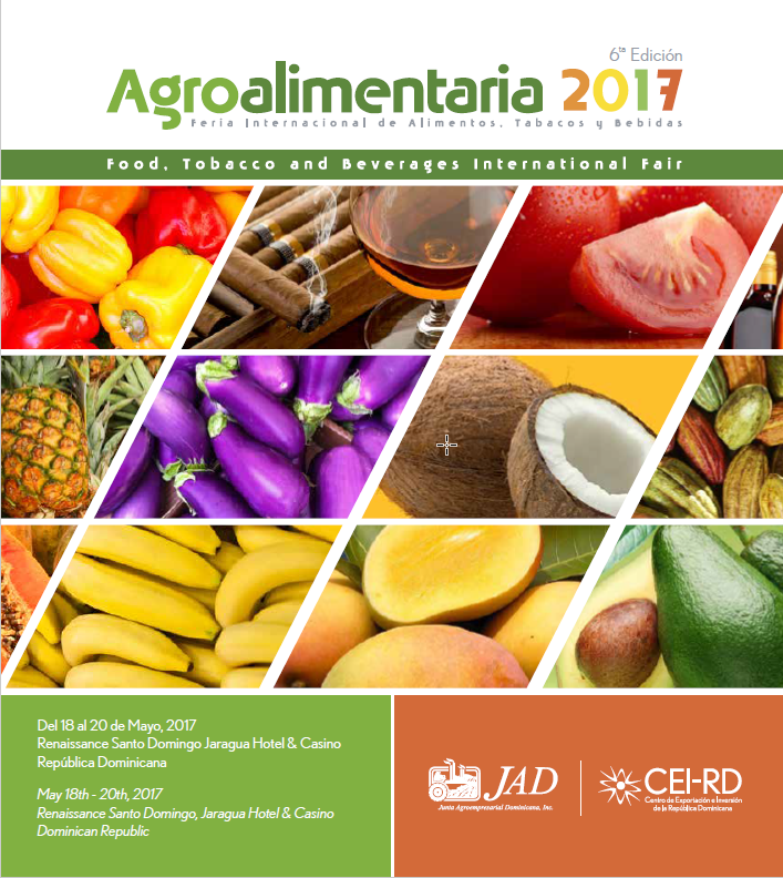 Brouchure Agroalimentaria 2017