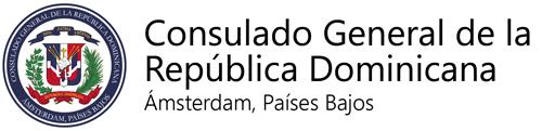 Consulado General de la República Dominicana en Amsterdam logo