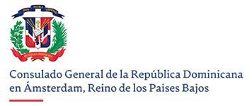 Consulado General de la República Dominicana en Ámsterdam, Reino de Países Bajos logo